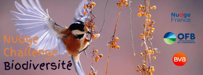 Nudge Challenge 2021 « Biodiversité »